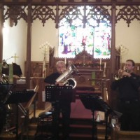 Manotick Brass performs in Pembroke