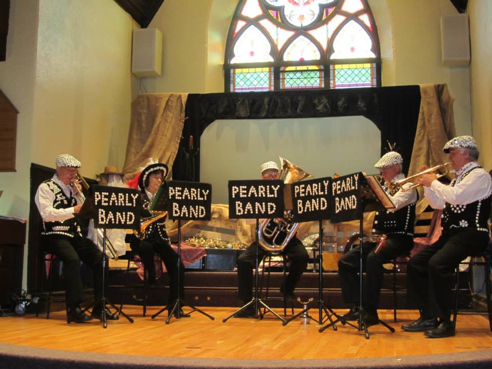 The Pearly Band performs at Manotick Musicale